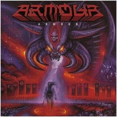 Armour - Armour CD