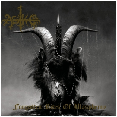 Aske - Forgotten Rites Of Blasphemy CD