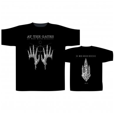 At The Gates - At War With Reality T-Shirt