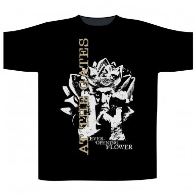 At The Gates - Ever Opening Flower T-Shirt