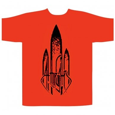 At The Gates - Red in the Sky T-Shirt