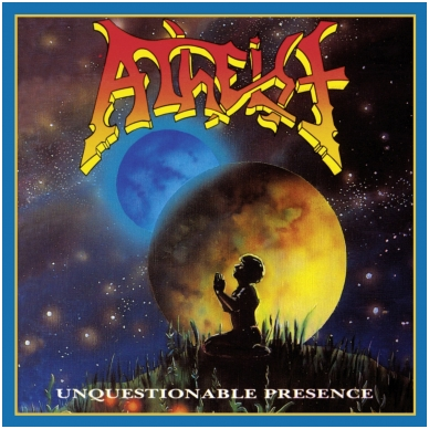 Atheist - Unquestionable Presence CD/DVD