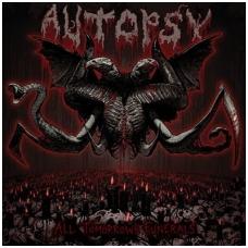 Autopsy -  All Tomorrow's Funerals 2LP