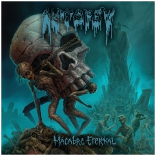 Autopsy - Macabre Eternal LP