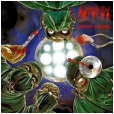 Autopsy - Severed Survival CD