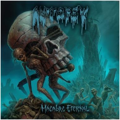 Autopsy - Macabre Eternal LP