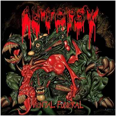 Autopsy - Mental Funeral CD