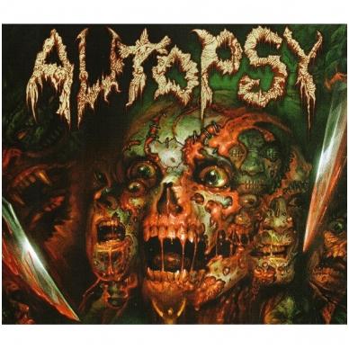 Autopsy - The Headless Ritual CD