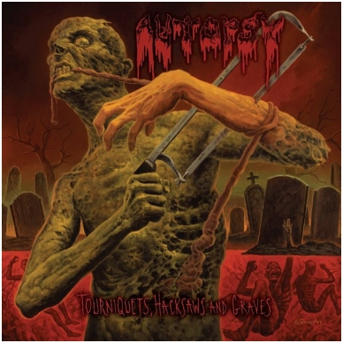 Autopsy - Tourniquets, Hacksaws And Graves CD