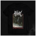 Azazel - The Night Of Satanachia T-Shirt *Pre Order*