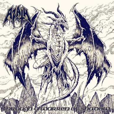 Azath - Through a Warren of Shadow CD