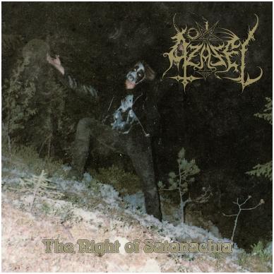 Azazel - The Night Of Satanachia Digi CD