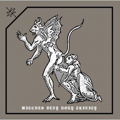 Azazel - Witches Deny Holy Trinity LP