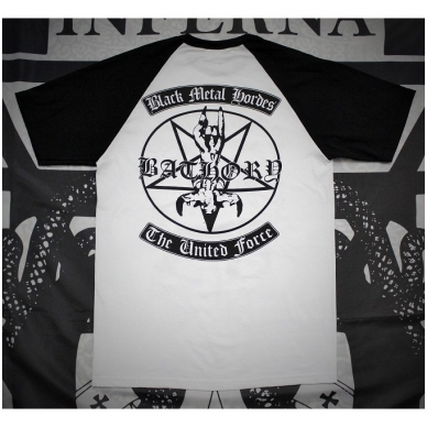 Bathory - Bathory Hordes T-Shirt 2