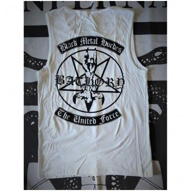 Bathory - Bathory Hordes T-Shirt (Tank Top) 2