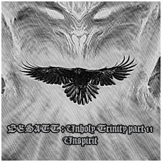 Besatt - Unholy Trinity part II CD