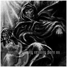 Besatt - Unholy Trinity part III CD