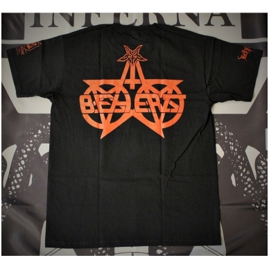 Beherit - Beast Of Beherit T-Shirt 2