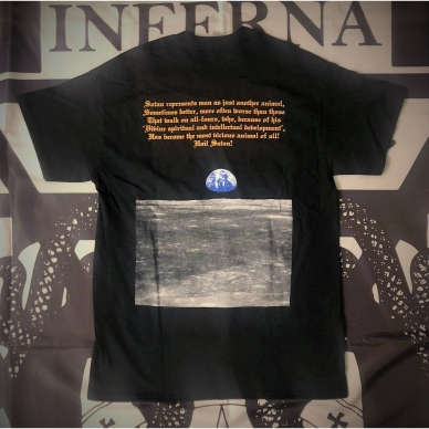 Beherit - Drawing Down The Moon T-Shirt 2