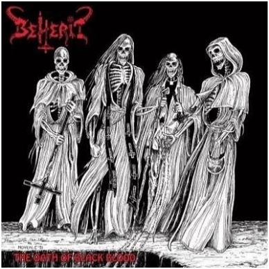 Beherit - The Oath of Black Blood CD