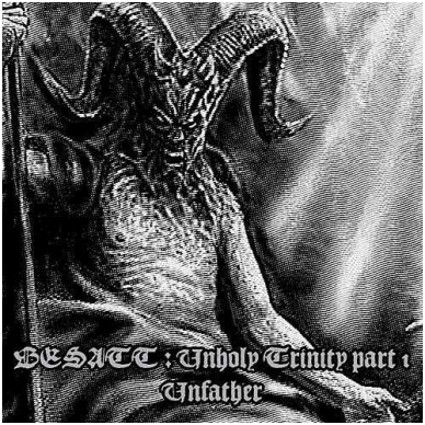 Besatt - Unholy Trinity part I CD