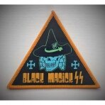 Black Magick SS - Witch Skull Patch