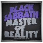 Black Sabbath - Master Of Reality Patch