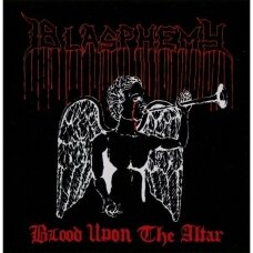 Blasphemy - Blood Upon The Altar + Bonus CD