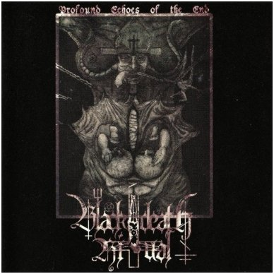 Black Death Ritual - Profound Echoes Of The End CD