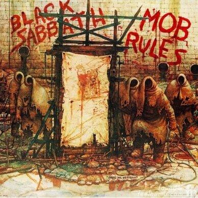 Black Sabbath - Mob Rules CD