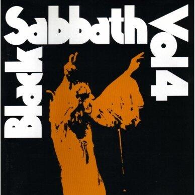 Black Sabbath - Vol 4 CD