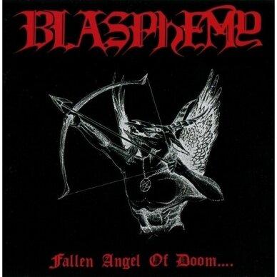 Blasphemy - Fallen Angel Of Doom.... CD