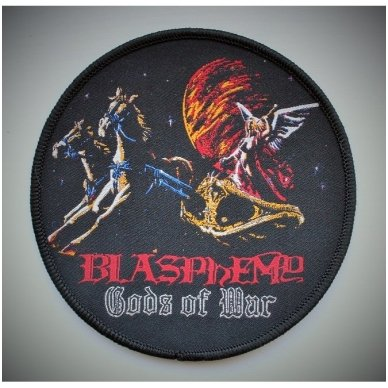 Blasphemy - Gods Of War Patch