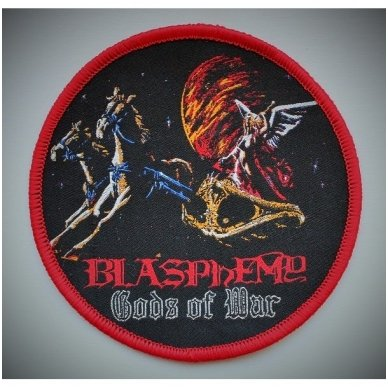 Blasphemy - Gods Of War Patch 2