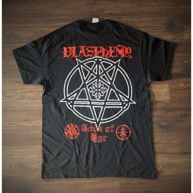 Blasphemy - Gods Of War T-Shirt 2