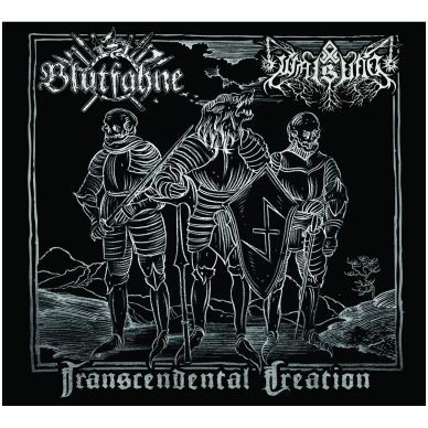 Blutfahne / Walsung - Transcendental Creation Digi CD