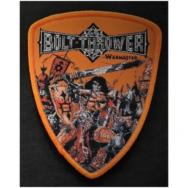 Bolt Thrower - Warmaster Patch