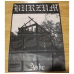 Burzum - Aske Flag