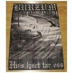 Burzum - Hvis Lyset Tar Oss Flag