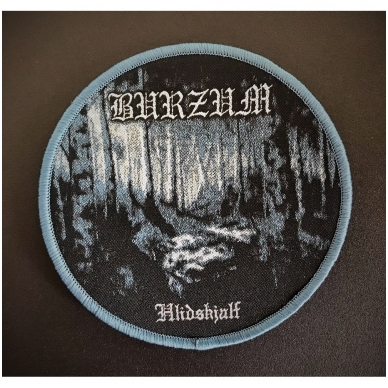 Burzum - Hlidskjalf Patch