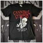 Cannibal Corpse - Butchered At Birth (Skull) T-Shirt