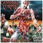Cannibal Corpse - Eaten Back To Life CD