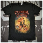 Cannibal Corpse - Fire Up The Chainsaw T-Shirt