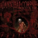 Cannibal Corpse - Torture CD