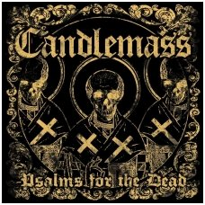 Candlemass ‎- Psalms For The Dead CD