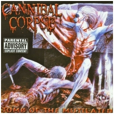 Cannibal Corpse - Tomb Of The Mutilated CD