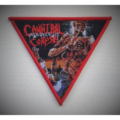 Cannibal Corpse - Eaten Back To Life Patch 2