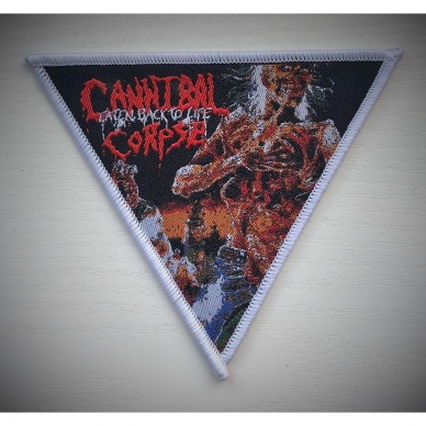Cannibal Corpse - Eaten Back To Life Patch