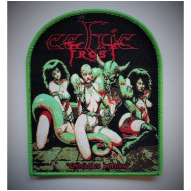 Celtic Frost - Emperor's Return Patch