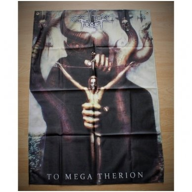 Celtic Frost - To Mega Therion Flag